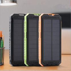 Banco de la energía solar para Smartphone con CE RoHS FCC