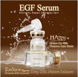 OEM Happy+ Qbeka het Verouderen van het AntiSerum van de Rimpel EGF het AntiSerum van de Vitamine C van het Serum