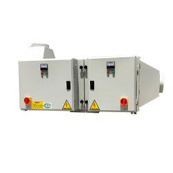 Tornos CNC Máquinas de extracção de gases residuais de purificação de ar no colector de névoa de óleo