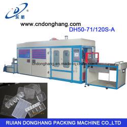 Bac de modèle de machine de formage sous vide en PP: DH50-71/120s-a