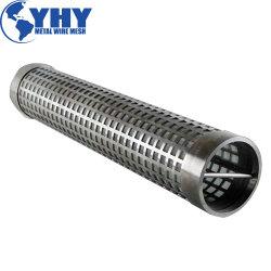排気のための低価格のステンレス鋼の穴があいたチタニウムの管
