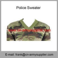 De in het groot Goedkope Sweater van de Militaire Opleiding van de Politie van de Camouflage van het Leger van China Bos