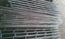 Réseau maillé dans des matériaux de construction en brique