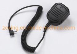 Ordinateur de poche pour charges moyennes L'orateur Microphone Radio à deux voies sont livrés avec 360 degré