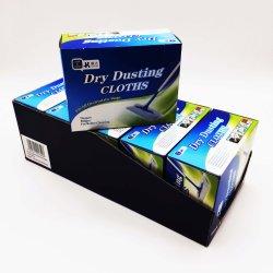 乾燥したダスティングの世帯の清拭布はすべての静電気のモップに合う