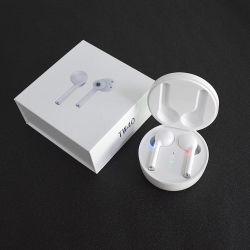 Tw40 de Originele Echte Draadloze Hoofdtelefoon van Bluetooth van Oortelefoons voor Mobiele Telefoon in Hoofdtelefoon Earphone&