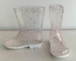 透過子供の靴、新しい方法子供の雨靴、多色刷りの子供の靴、安い透過雨靴、防水雨靴