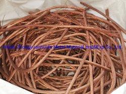 La fabrication de morceaux de fil de cuivre 99,99 % de meilleure qualité avec un bon prix