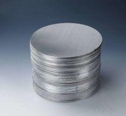 Strato di alluminio di alluminio a forma di 1050 del cerchio 1060 1100 3003 3004
