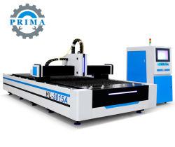 1000With2000With3000W het scherpe Knipsel van de Laser van de Vezel van het Metaal/van het Roestvrij staal/van het Koper/van het Aluminium