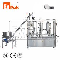 Füllmaschinen für K-Cup-Filter-Kaffee-Kapsel-Füllmaschine