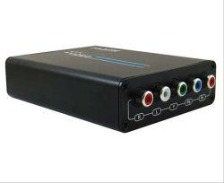 HDMI 1080p a ligação YPbPr/USB/AV/conversor VGA