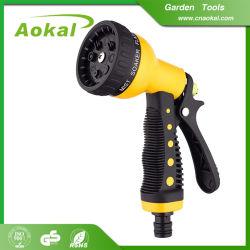 Injetor de pulverizador molhando do carro da água do pulverizador da mão do metal para a limpeza