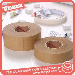 Húmedo de agua cinta adhesiva, el papel de estraza engomado cinta