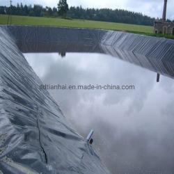 Moulin à papier utilise Feuille de la géomembrane HDPE/chemise