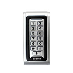 Водонепроницаемая IP68 Wiegand выходной металлической одной двери RFID контроль доступа с клавиатуры