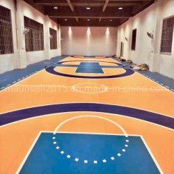 ملعب كرة السلة ملاعب أرضية رياضية من فينيل PVC