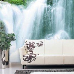 Custom Самоклеющиеся Tomorrow Mural обои Обои пейзаж с водопадом.