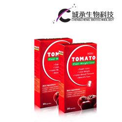 토마토 식물 과일과 야채 변기 캡슐