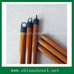 Manche à balai de poignée de bois pour balai