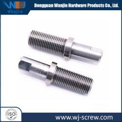 Fixation spéciale usinés en aluminium anodisé CNC les goupilles de positionnement des vis de l'épaule le pion de centrage