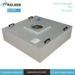 Monitor de farmacéuticos de la unidad de filtro de ventilador de sistema de FFU