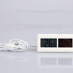 Pequeno Termómetro Solar Digital Industrial