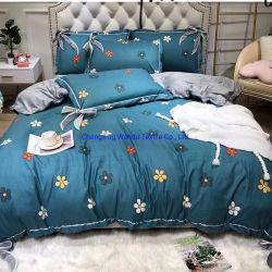 印刷された寝具は、2000以上のパターンカスタマイズすることができる100%年のポリエステル線維の織物選ぶことができる