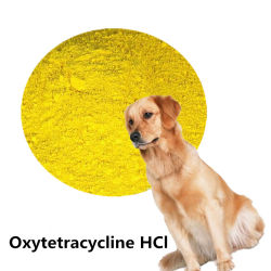 Fabrik-Preis CAS-Oxytetracyclin-Hydrochlorid-Puder 2058-46-0