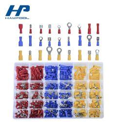 Mejor Precio Rojo 22-18 AWG Auto Motor eléctrico Tipo Pre-aislado De terminales eléctricos
