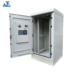 الصين مورد لورقة مقاومة الماء في الهواء الطلق NEMA 4 4X حاوية معدنية مقاس 19 بوصة حاوية كهربائية من الفولاذ المقاوم للصدأ