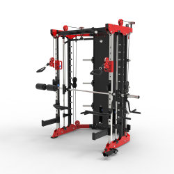 Professionele fitnessapparatuur Multi Functional Smith machine Smith Light Commercial Home Gym Fitness apparatuur Home gebruik Fitness apparatuur