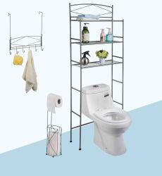 Accessori per bagno asciugamano / carta / rack salvaspazio