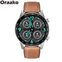 Drop Shipping Wholesale OEM Wrist Gift Watch 스타일리쉬한 팔찌 밴드 혈압 스포츠 피트니스 트래커 스마트 남성용 시계