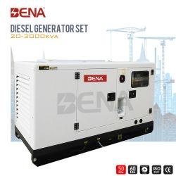 150квт/188 квт с водяным охлаждением электрический генератор питания дизельного двигателя Cummins бесшумный корпус