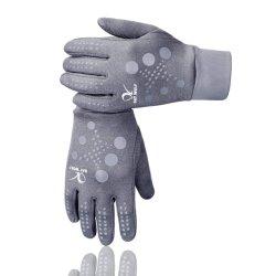 منقذ [تووشسكرين] كتيف دعم دافئ يشبع إصبع ينهي قفّاز جار لأنّ [جم] [أوتدوور سبورت] تمرين عمليّ قفّاز