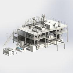 고품질 PP SMS SpenMelt 부직포 제조 기계