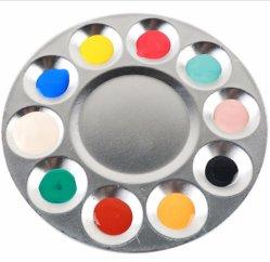 Banheira de vender artigos de outras fontes de arte 10 buracos paleta de Pintura metálica
