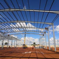 Structure légère en acier fabriqués à partir de l'installation de la Chine