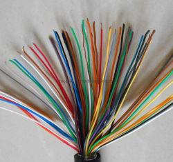 24 kern 0.75 Sq mm2 pvc Geïsoleerdel Kabel van de Controle Kvv