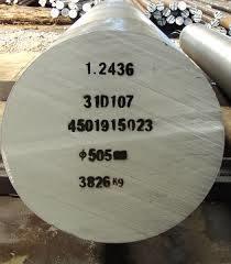 DIN 1.2083 材料合金冷間作業工具鋼丸棒