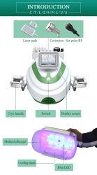 Para o corpo Emagrecimento Cryolipolysys multifunção com cavitação RF Cryolipolysis Máquina de Emagrecimento