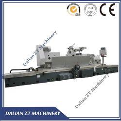대형 범용(CNC) 원통형 철도 액셀 롤(롤러) 연삭 기계 그라인더
