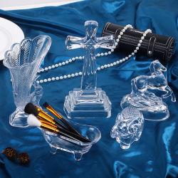 Europäischer Stil Einfache Mode Glas Home Dekoration Accessoires New Jewelry Aufbewahrungsglas Glaswaren Handwerk Vor Ort