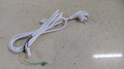 Стандарт ЕС Удлинительных электрический шнур с вилкой для домашнего прибора