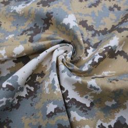 500D N66 Rti impermeável PU Cordura Nylon PLA Tiger tiras de tecido de camuflagem