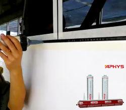 Bus Auto Body cristal del parabrisas parabrisas adhesivo sellador de poliuretano PU