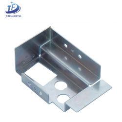 Stampato su misura in lamiera di alluminio/acciaio inox di alta qualità Parte di stampaggio