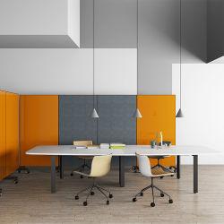 Tabella da tavolino delle forniture di ufficio di riunione resistente al fuoco di specifiche del fornitore