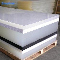 3mm 5mm freie transparente farbige Form und verdrängtes PMMA Plastikacrylblatt